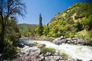 OARS - Yosemite family vacations
