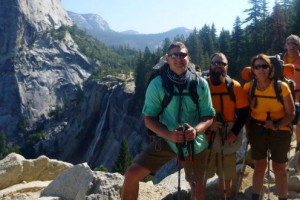 Four Season Guides - guided Yosemite hiking tours :: In addition to seeing all the most famous attractions in the park, we'll show you the hidden wonders and natural treasures of Yosemite. Day hikes and backcountry camping.