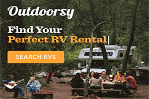 Big Selection of local RV Rentals for Yosemite