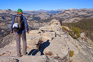 OARS - Hike to Half-Dome with us