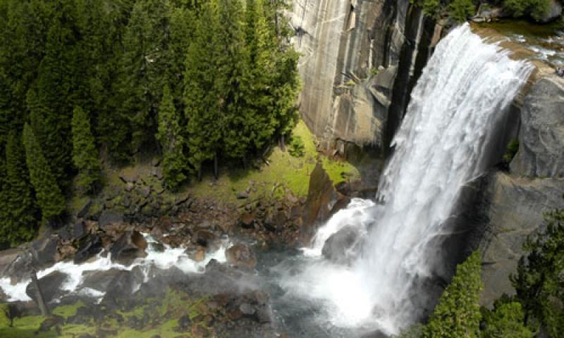 Yosemite National Park Lakes Rivers Amp Waterfalls Alltrips