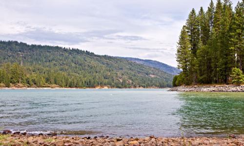Bass lake california fishing camping boating alltrips for Bass lake ca fishing