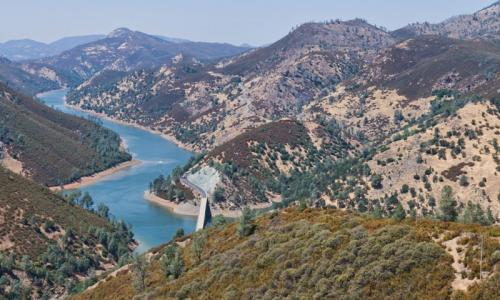 Lake Mcclure California Fishing Camping Boating Alltrips