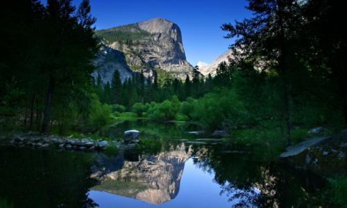 Mirror Lake Yosemite California