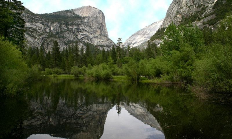 Mirror Lake California Fishing Camping Boating Alltrips
