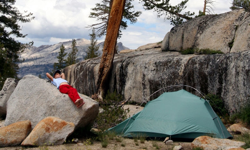 Backcountry Camping in Yosemite National Park