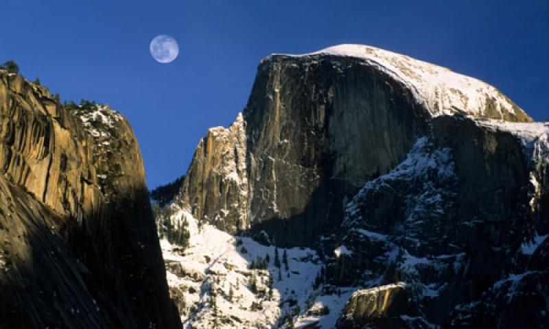 Yosemite California Mountains