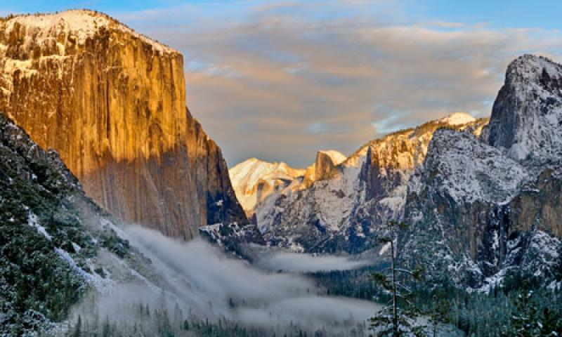 Yosemite National Park Motels And Hotels