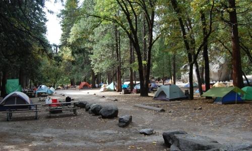 Camp 4 Campground Yosemite Camping Alltrips