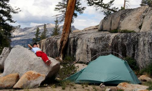 Yosemite National Park Backcountry Camping