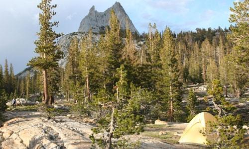 Yosemite National Park Backpacking Backcountry Camping