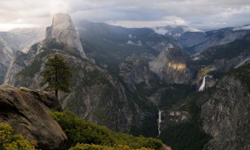 Glacier Point In Yosemite National Park Alltrips