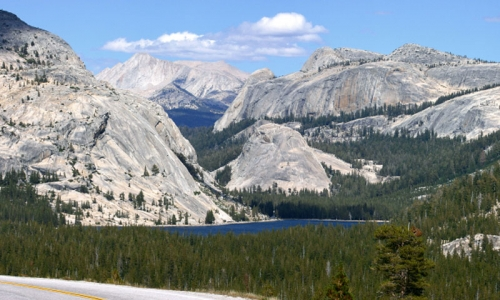 Tioga Pass Yosemite