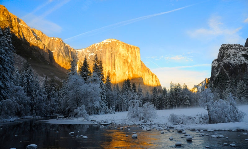 Yosemite Natl Park California