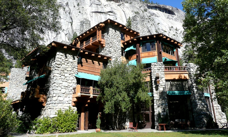Hotels And Lodges In Yosemite National Park