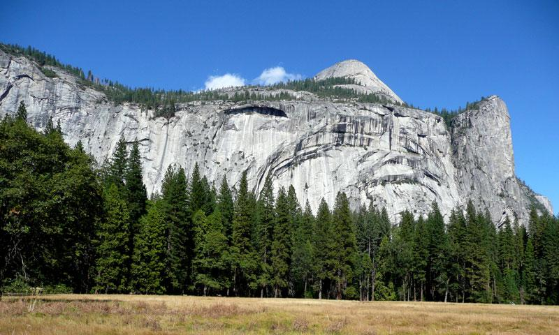 Ahwahnee Meadows in Yosemite National Park