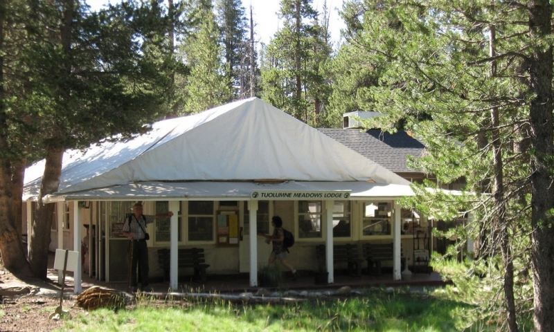 Yosemite Tuolumne Meadows Lodge