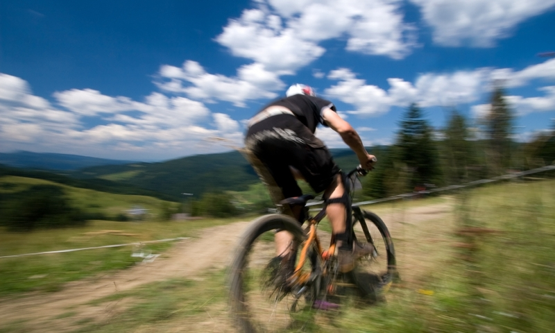 Yosemite Mountain Biking National Park Bike Rentals