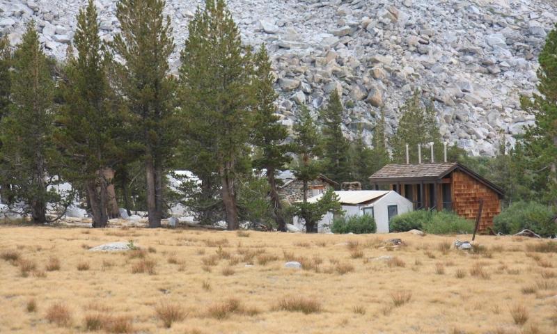 High Sierra Camps