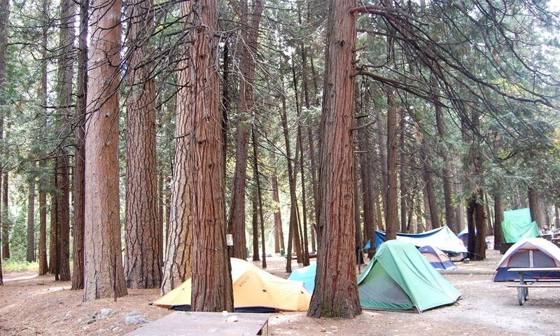 Camp 4 Yosemite