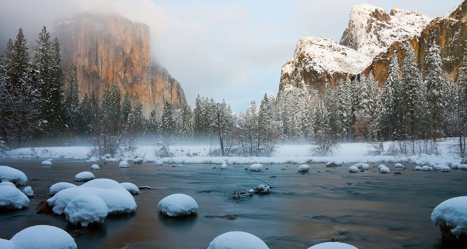 AllYosemite.com Winter Packages